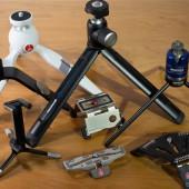 Mini-tripods group photo