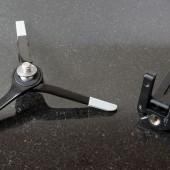 Joby GorillaPod Micro and optional GripTight iPhone holder